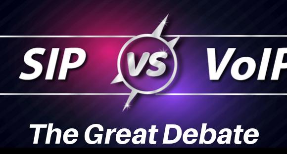 The Great Debate: SIP Trunking vs. VoIP