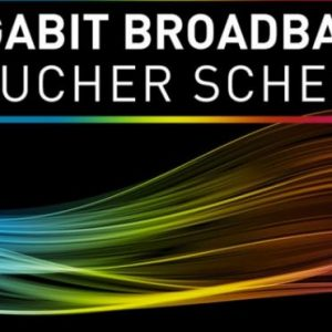 £67m UK Gigabit Voucher scheme running low