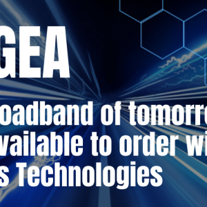 SoGEA: The future of broadband has arrived