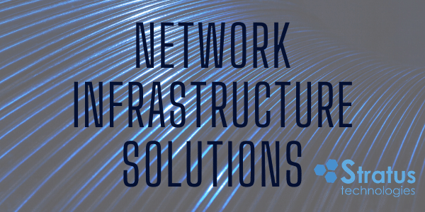 Network Infrastructure- Our Latest Venture